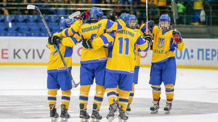ЧС-2018: українські хокеїсти впевнено перемогли румунів