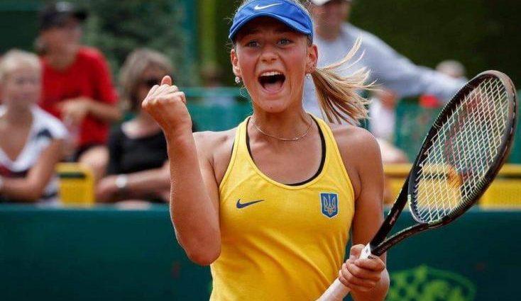 Тенісний прорив: 15-річна українка несподівано обіграла 35-у ракетку світу