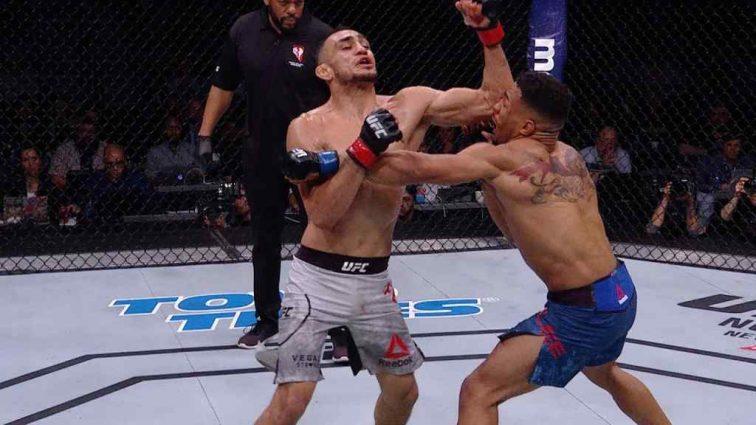Боєць UFC змушений ходити з озброєними охоронцями