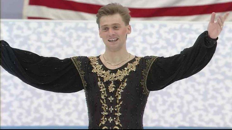 Українець вперше включений до Залу слави світового фігурного катання