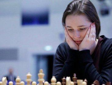 У партії дев'ятого туру Євро-2018 з шахів Марія Музичук перемогла росіянку Дарію Войт