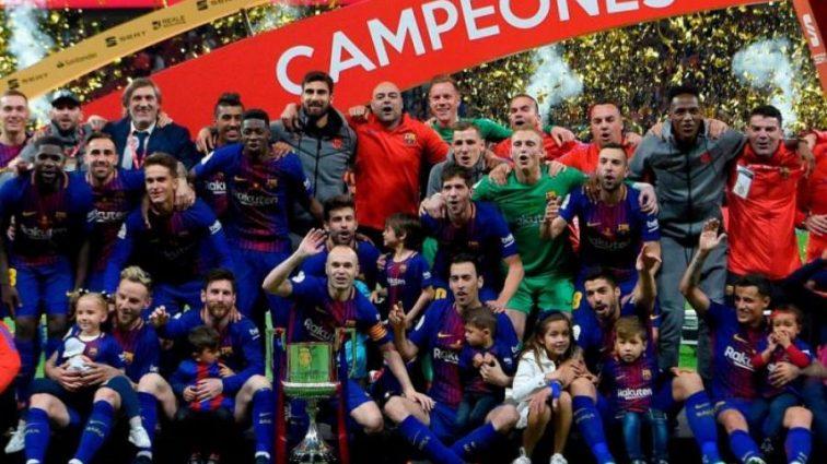 Барселона виграла перший трофей у сезоні