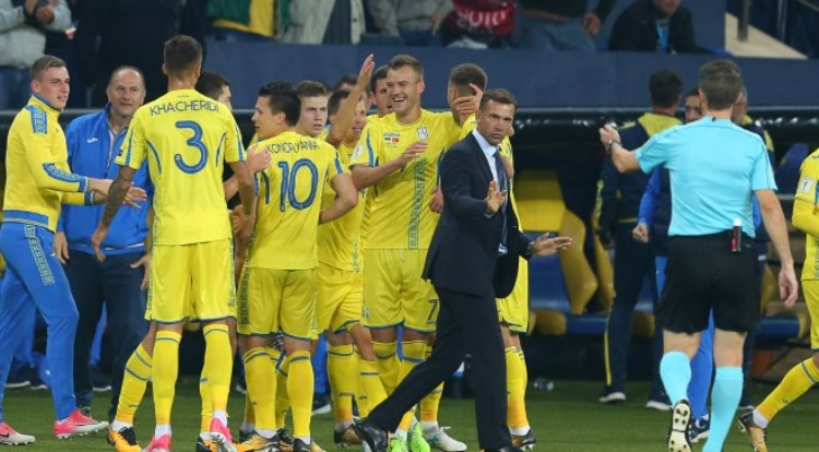 Збірна України зіграє з учасником ЧМ-2018 напередодні Мундіалю