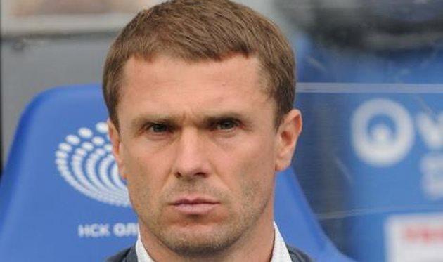 Легендарний динамівець Сергій Ребров в третій раз став батьком