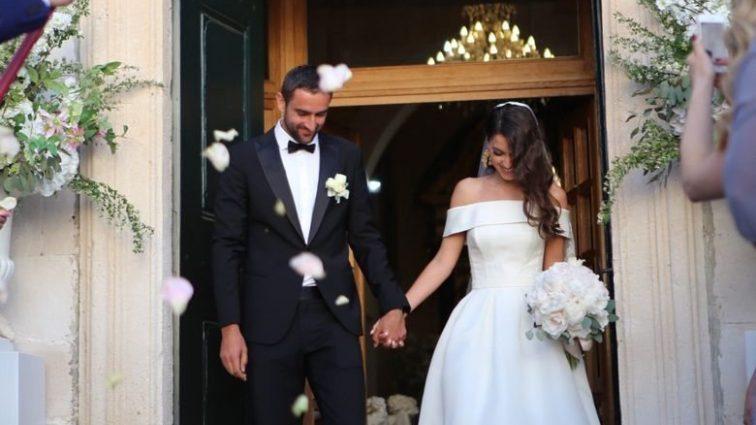 Четверта ракетка світу серед чоловіків одружився зі своїм давнім коханням