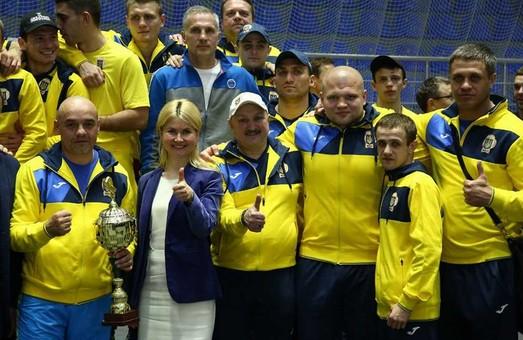 Українська збірна з боксу здобула перемогу в міжнародній зустрічі
