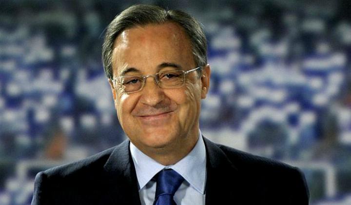 Чекаємо на п'ятницю: президент Реала спрогнозував півфінал Ліги чемпіонів