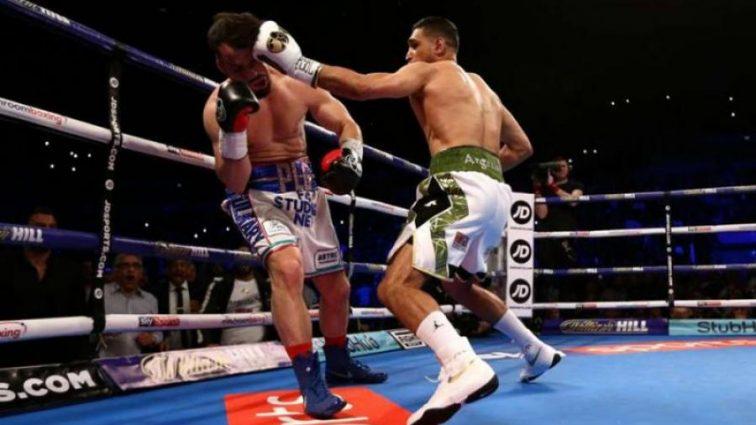 Зголоднів: скандальний боксер після дворічної перерви переміг мегашвидким нокаутом