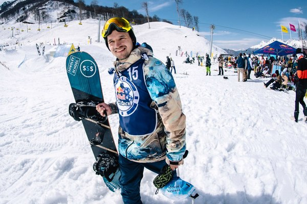 Російський чемпіон вразив любов'ю до України