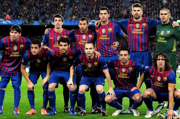 Гравці Барселони знайшли головного винуватця поразки від Роми