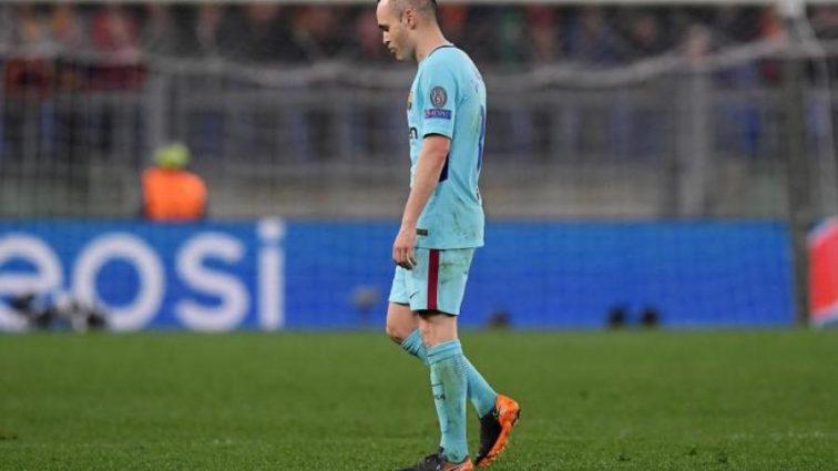 Зірка Барселони хоче кинути команду після ганьби у Римі