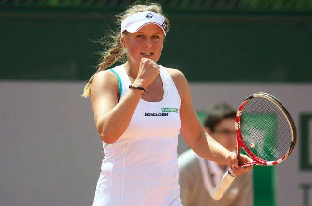 Українська тенісистка здобула першу перемогу