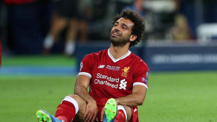 Мохамед Салах зробив емоційну заяву про свою травму на Лізі Чемпіонів