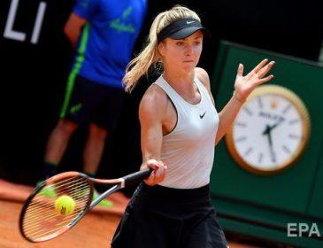 Блискуча гра:  Світоліна вдруге поспіль виграла турнір WTA в Римі