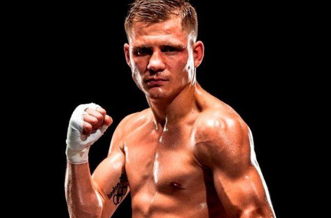 Український боксер зізнався, що вчинив крадіжку
