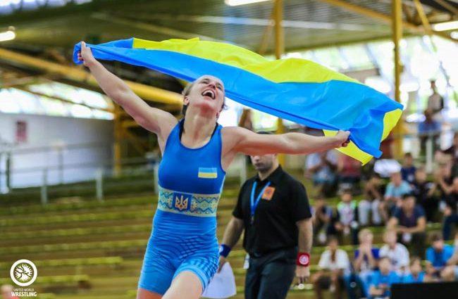 Україна завоювала першу медаль на чемпіонаті Європі
