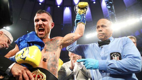 Українець прокоментував важку перемогу над Хорхе Лінаресом