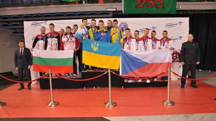 Збірна України з тхеквандо привезла додому 80 медалей