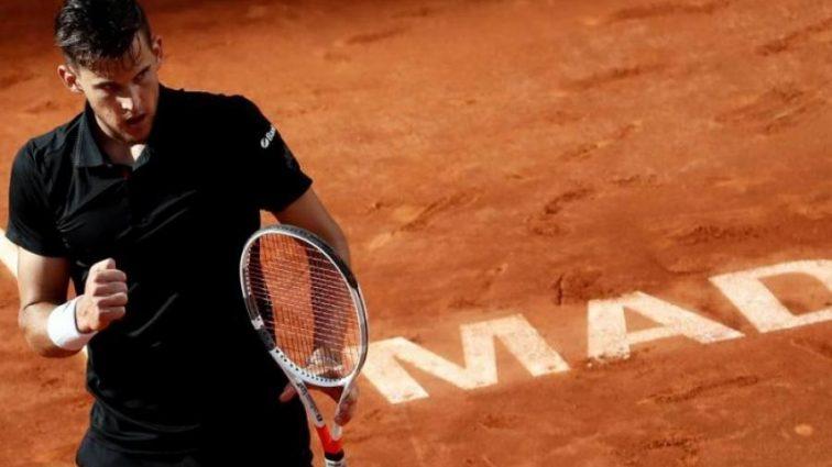 Ще й в Іспанії: австрієць Тім перервав рекордну серію Надаля