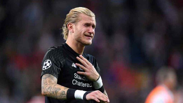 Фанати погрожують воротарю Ліверпуля розправитись з його сім'єю