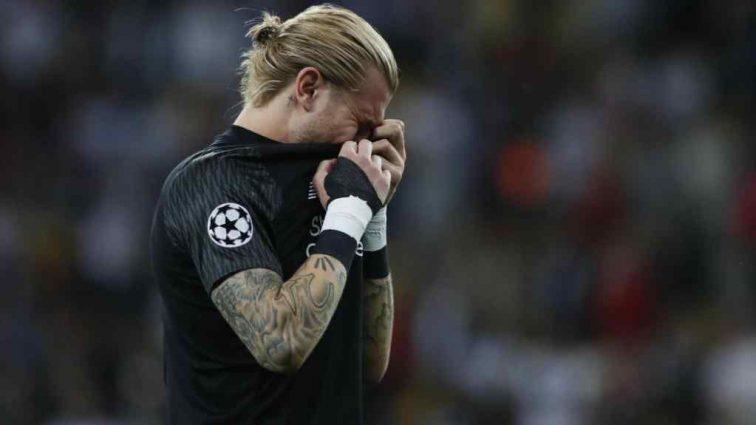 """""""Приношу вибачення всім"""": голкіпер Ліверпуля плакав і на колінах вибачався перед шанувальниками"""