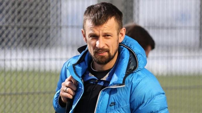 """У """"Зеніта"""" новий головний тренер"""
