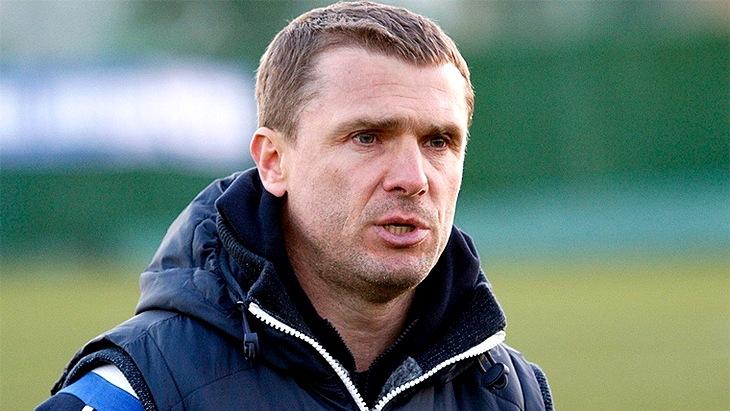 Екс-наставник Динамо Сергій Ребров гостро висловився про гру колишньої команди