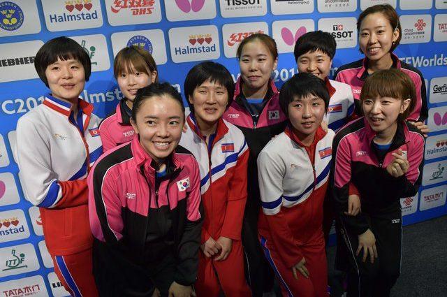 Унікальний випадок: спортсмени з Південної Кореї та КНДР оголосили перемир'я