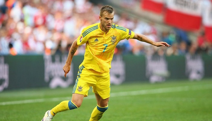 Стало відомо, коли Ярмоленко приєднається до збірної України