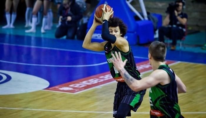 Український баскетболіст став чемпіоном Словенії