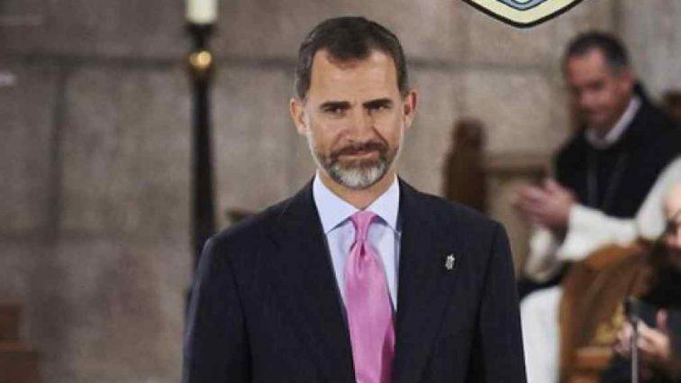 Король Іспанії прилетів до Києва на фінал Ліги Чемпіонів