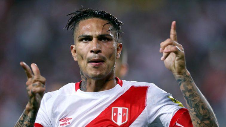 Капітану збірної Перу дозволили зіграти на ЧС після інциденту з наркотиками