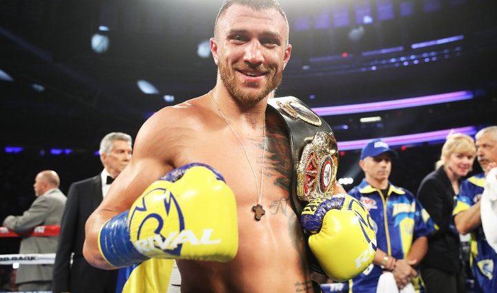 Відомий боксер заявив, хто зможе перемогти Ломаченка