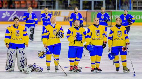 В Україні появилась національна жіноча збірна з хокею