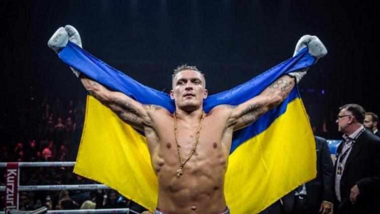 Усик привітав українців з Днем перемоги над нацизмом: фото