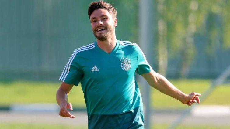 Збірна Німеччини втратила гравця перед матчем з Мексикою