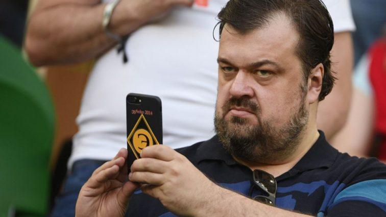 Василь Уткін вибачився перед узбецьким рефері матчу Аргентина – Хорватія за те, що назвав його сина віслюком