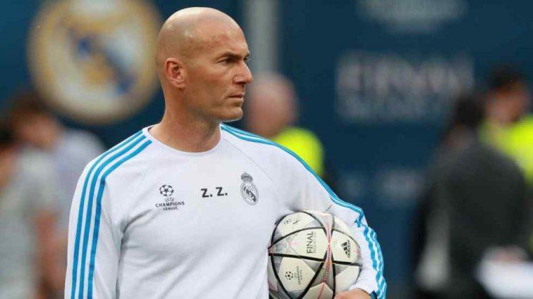 Зідан безоглядно пішов з Реала: дізнайтесь причини