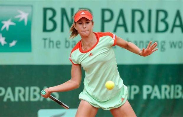 Українська тенісистка стартувала з перемоги на турнірі в Угорщині