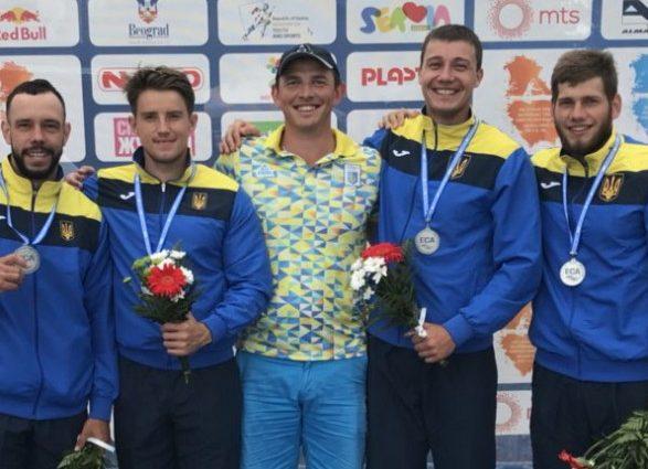 Українці впевнено виборюють медалі ЧЄ у Сербії
