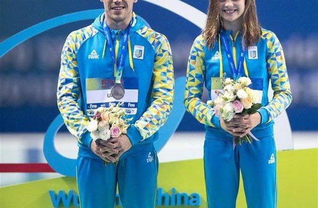 Українці завоювали срібло етапа Кубка світу в Китаї
