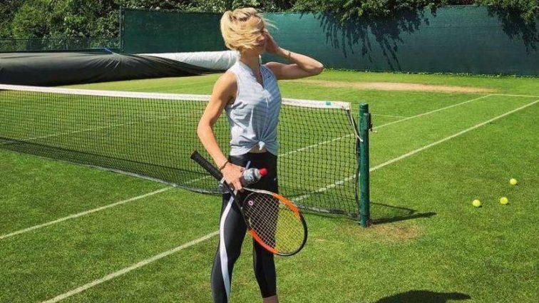 Еліна Світоліна розпочала підготовку до Вімблдону-2018