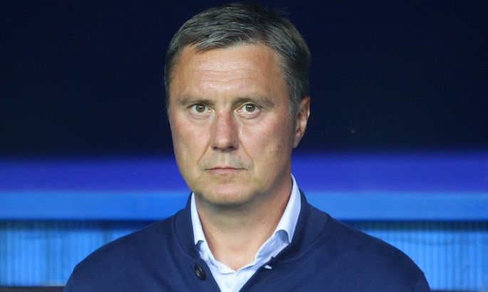 Тренер Динамо спростував інформацію щодо вболівання за збірну Росії