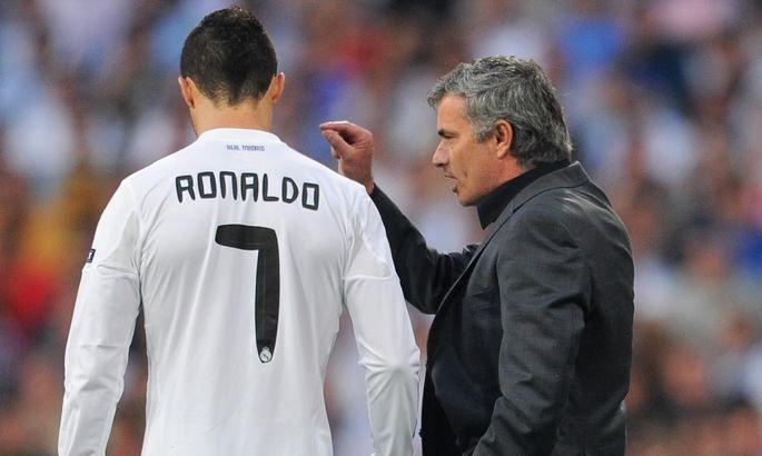 Жозе Моуріньо засумнівався в професіоналізмі Кріштіану Роналду