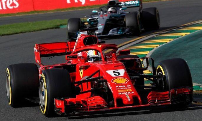 Формула-1: Хемільтон виграв кваліфікацію у Франції