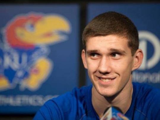 Український баскетболіст добився успіху на чемпіонаті НБА