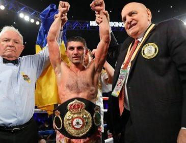 Артем Далакян прокоментував успішний захист титулу