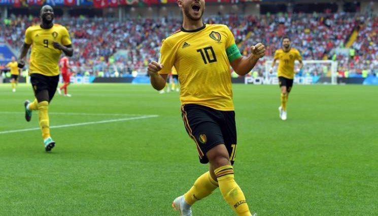 Бельгія розгромила Туніс і автоматично вийшла в 1/8 фіналу