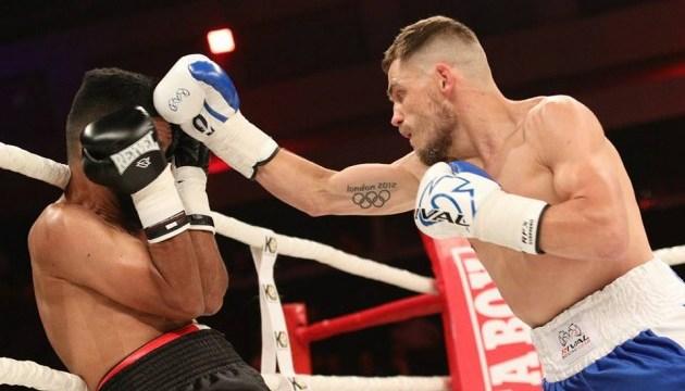 Берінчик здобув дев'яту перемогу на професійному рингу