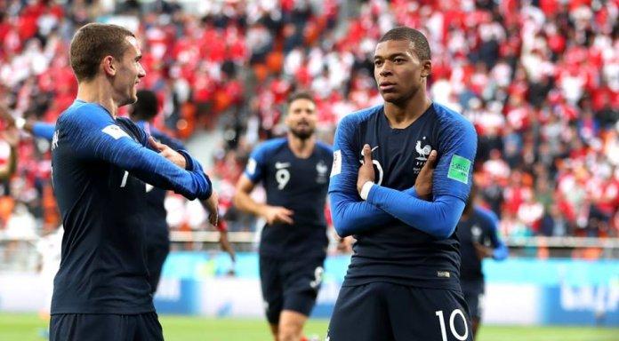 Ще одна команда у плей-офф: Франція обіграла Перу